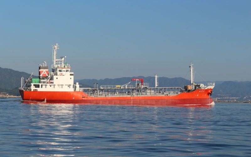 黒油タンカー(内航船)