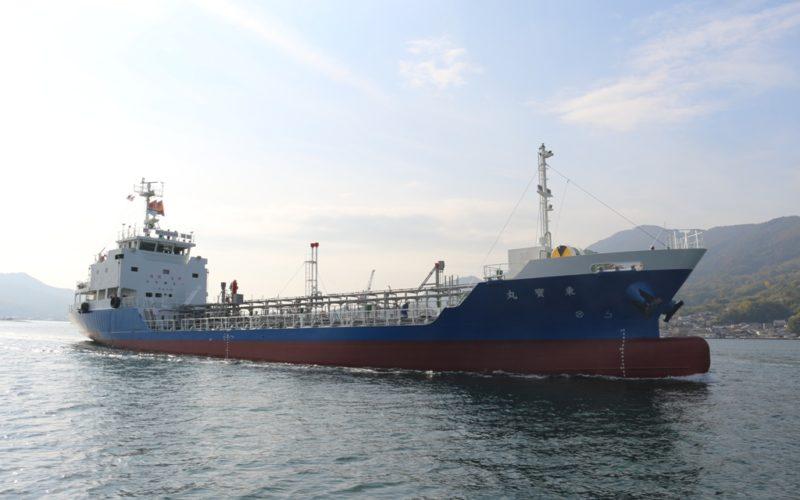 塩酸タンカー(内航船)