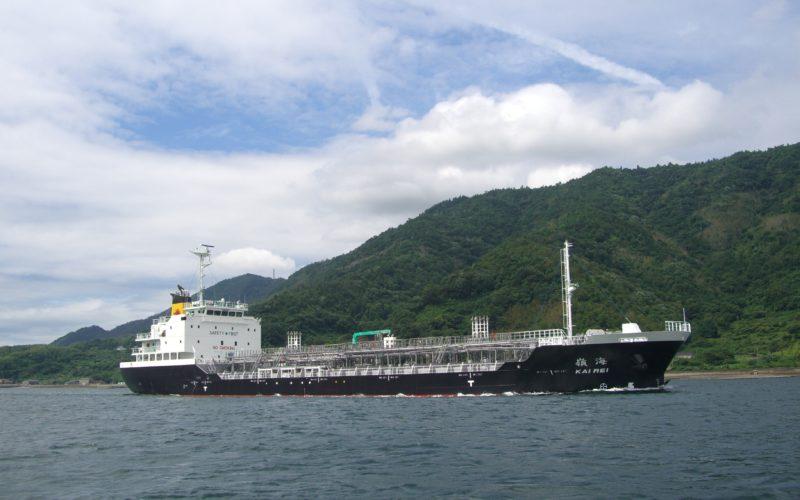 油兼ケミカルタンカー(内航船)