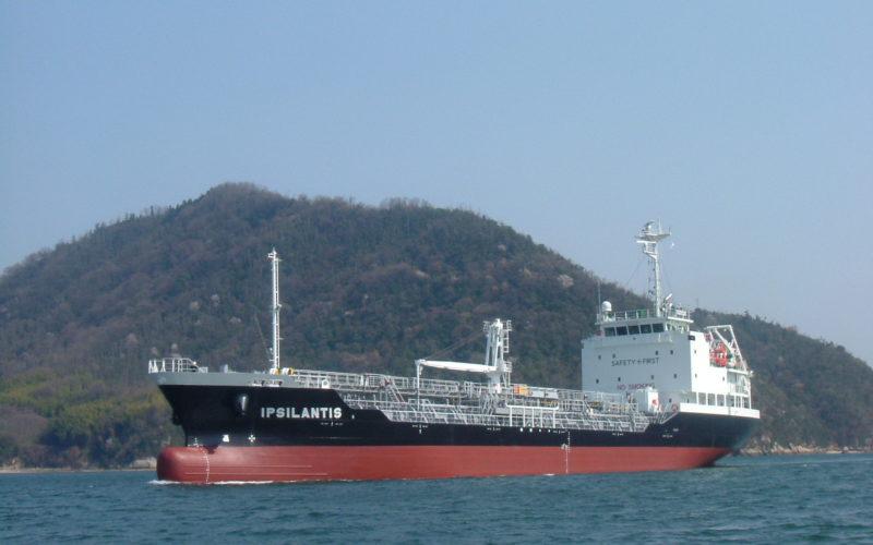油タンカー(外航船)