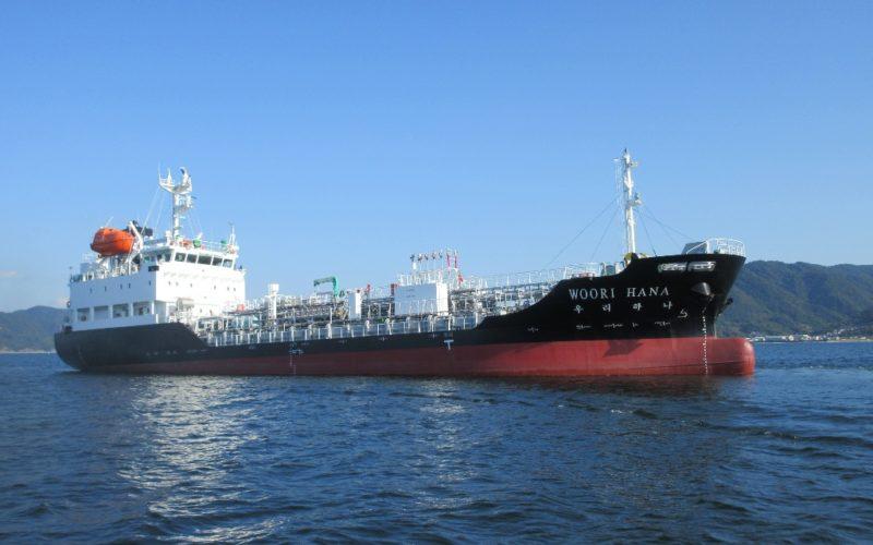 油兼ケミカルタンカー(外航船)